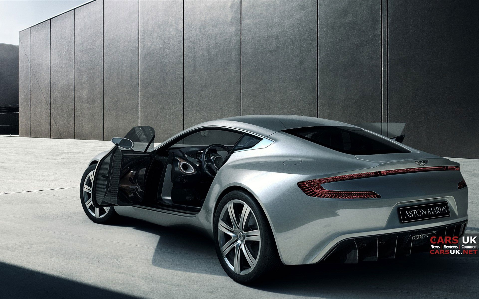 Aston Martin One 77 Awesome Design