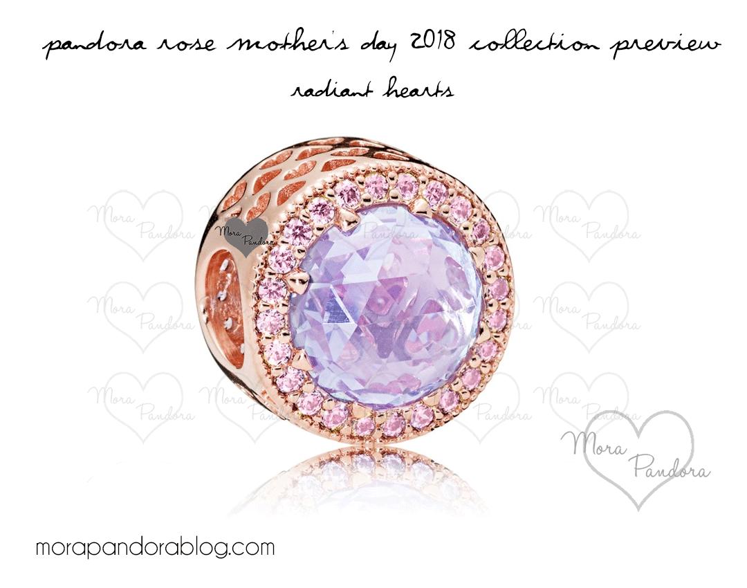 Pandora Rose Mother S Day 2018 Radiant Hearts Pandorajewelry Pandora Rose Pandora Jewelry Charms Pandora Bracelet Charms
