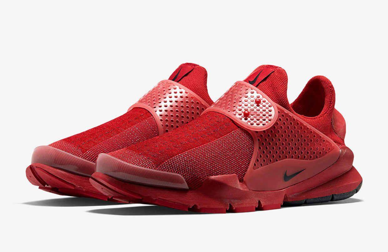 new products 07b1e 373e1 nike-sock-dart-sport-red-01