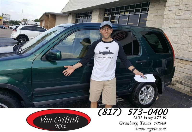 Van Griffith Kia Customer Review Charlene was awesome