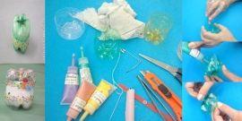 Caixinhas para guardar enfeites de cabelo
