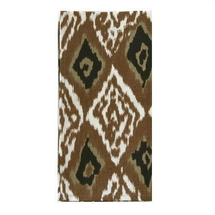 Aspen Ikat Napkin S/4 by Dransfield and Ross