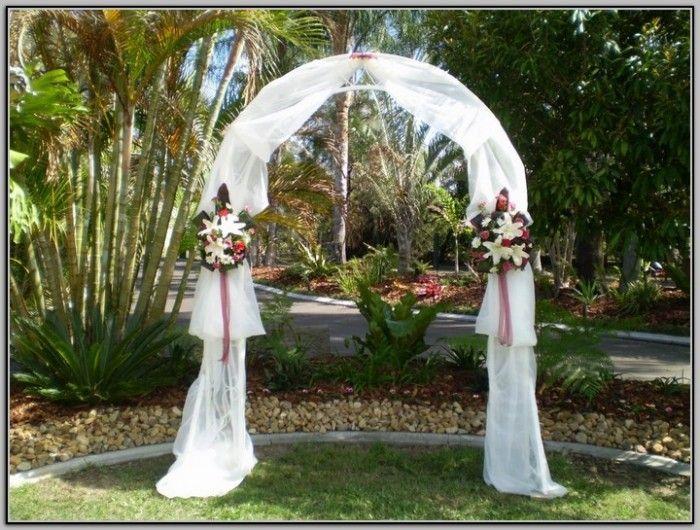 Indoor Ceremony Inspirations: Indoor Wedding Arch Ideas