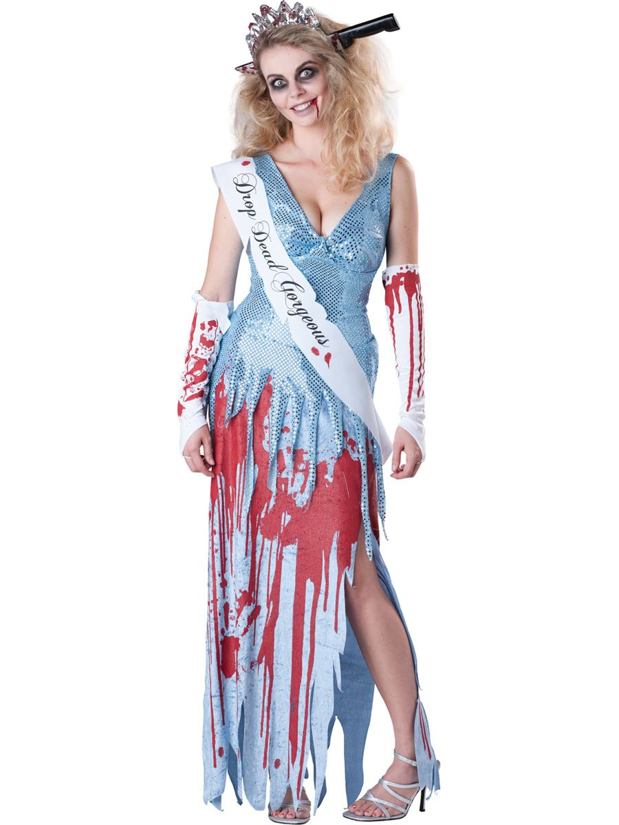 drop dead prom queen ladies halloween costume calgary alberta this would be a - Pageant Girl Halloween Costume