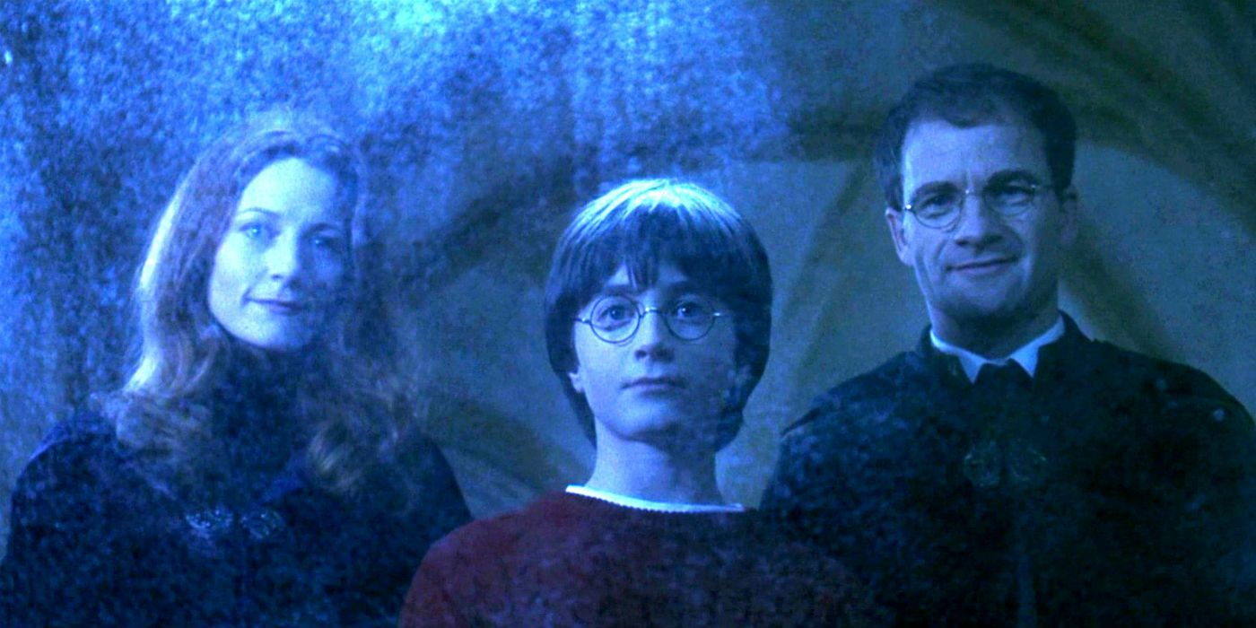 Harry Potter 39 S Parents Loved Him So Much That They Died For Him But There Was Much More To The Harry Potter Parents Harry Potter Stories Harry Potters Dad