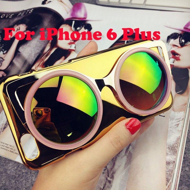 Sunglasses Mirror iPhone Case 6 Plus