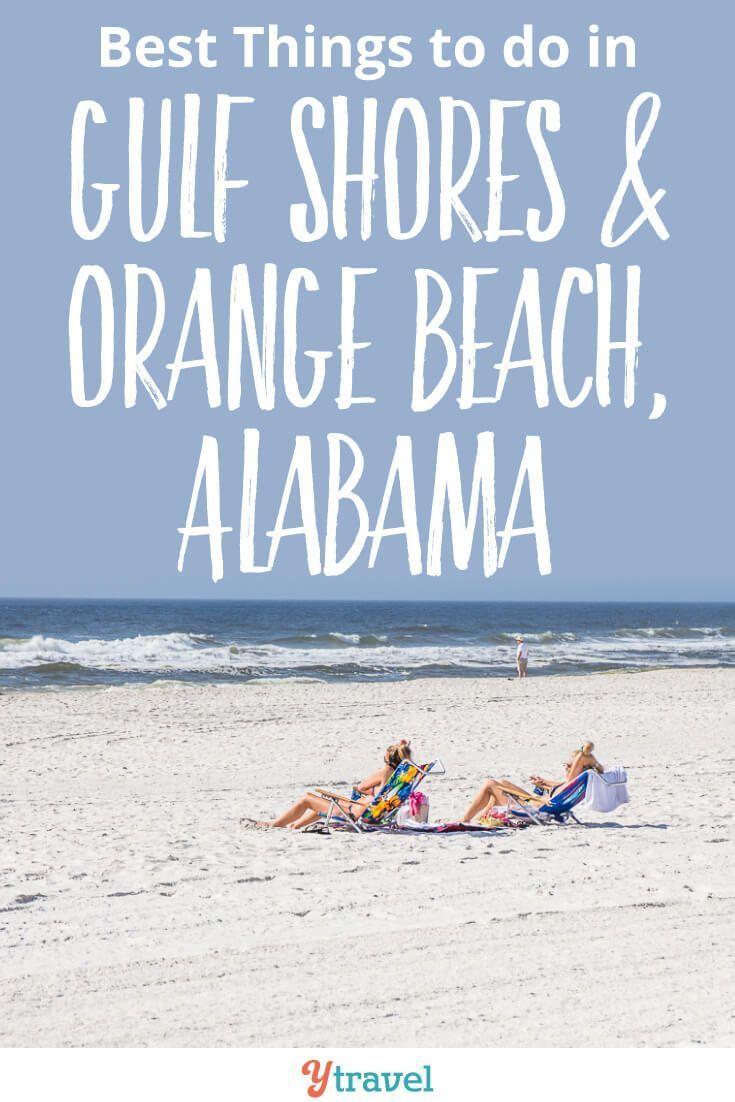 12 Fun Things To Do In Gulf Shores Alabama (beach Fun