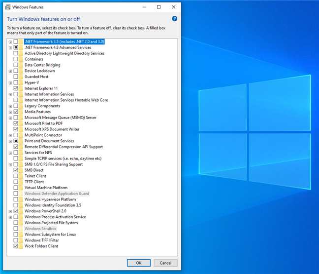 Windows Nt Faq: What Are Those Windows Features That You Can Add Or Remove