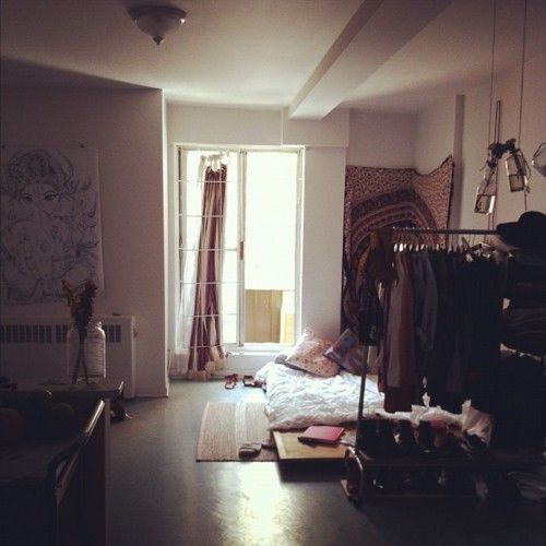 Studio Apartment Montreal sunday morning | tiny studio apartments, tiny studio and studio