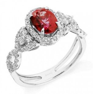 Ruby Simon G. ring.
