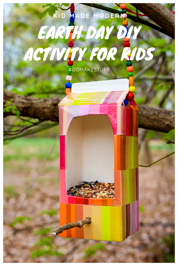 Upcycled Bird Feeder With Images Bird Feeders Diy Kids