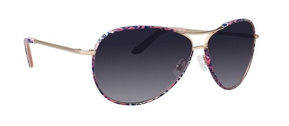 eadefb60a604 McGee Group Introduces Vera Bradley Breast Cancer Awareness Eyewear  Collection 2015