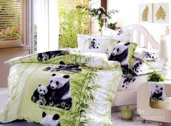 Panda Bedding Bed Linens Luxury Bed Comforter Sets Bedding Sets