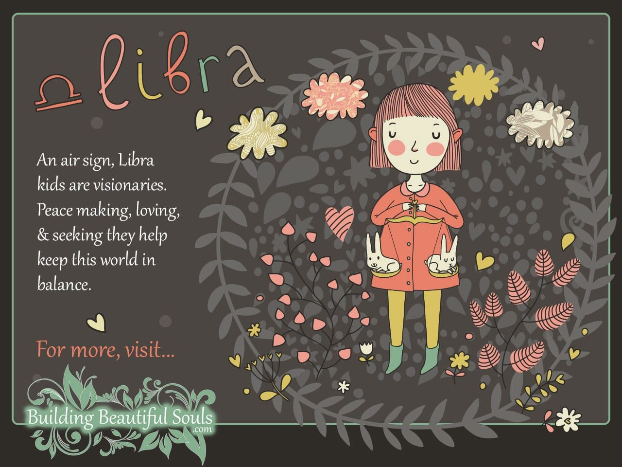 Libra Traits Libra Child Signs Pinterest Zodiac Signs Zodiac And