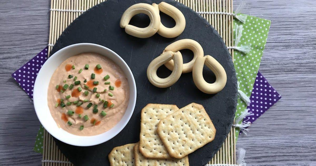 Paté de salmón (con vídeoreceta)