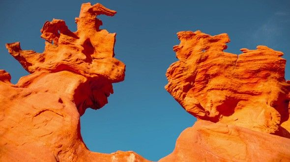 Gorgeous Time-Lapse Video of Canyons in the American Southwest