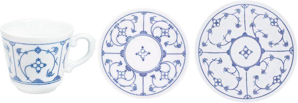 Kahla Kaffeeservice Blau Saks Blau Spulmaschinenfest Jetzt Bestellen Unter Https Moebel Ladendirekt De Kuech Geschirr Handbemalte Keramik Kuche Esszimmer