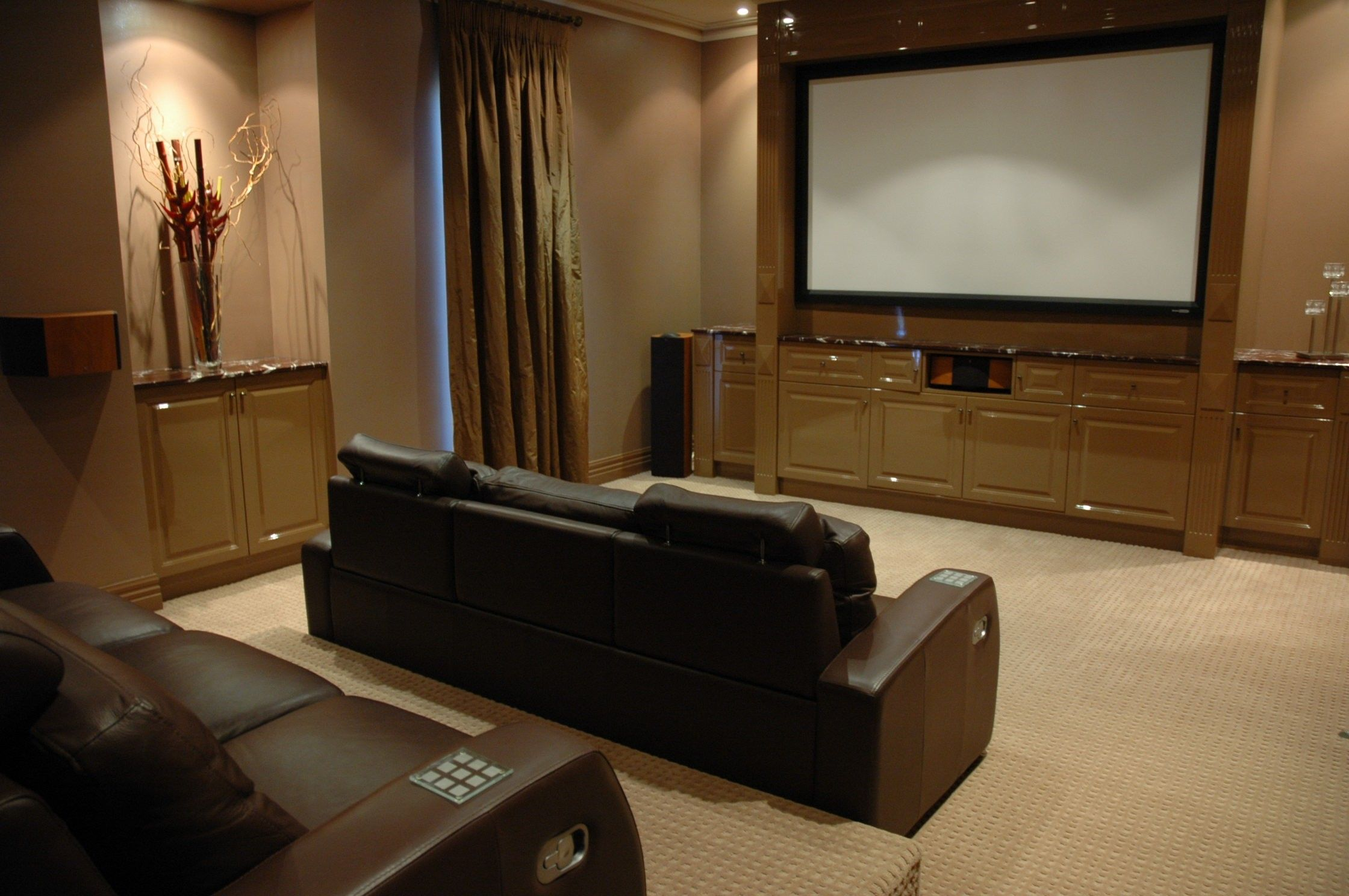 Projector Supercenter, LLC Home Theater Installation. Visit Us At  Https://www.projectorsupercenter.com