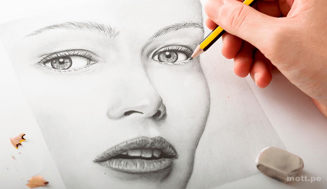 10 Tecnicas De Dibujo Artistico A Lapiz Faciles De Dibujar Para Principiantes Dibujos Artisticos A Lapiz Dibujos Retratos Dibujos Artisticos