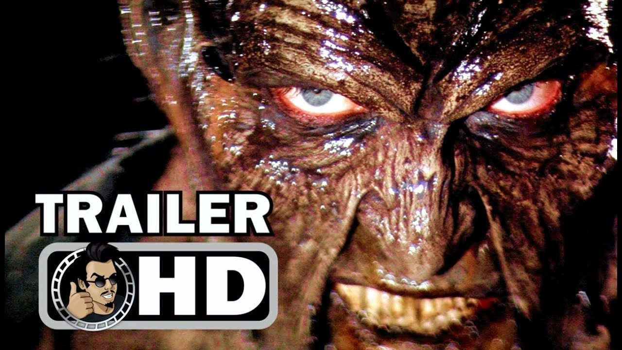 Jeepers Creepers 3 Official Trailer 2017 Horror Movie Hd