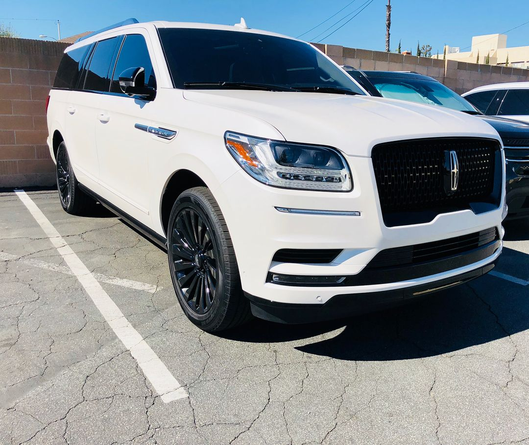 2018 Lincoln Navigator Sweetcaroline S New Ride
