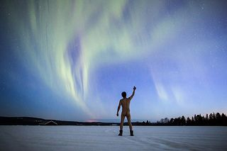 Wild and Free under the Northern Lights, Finland | Flickr - Photo Sharing!