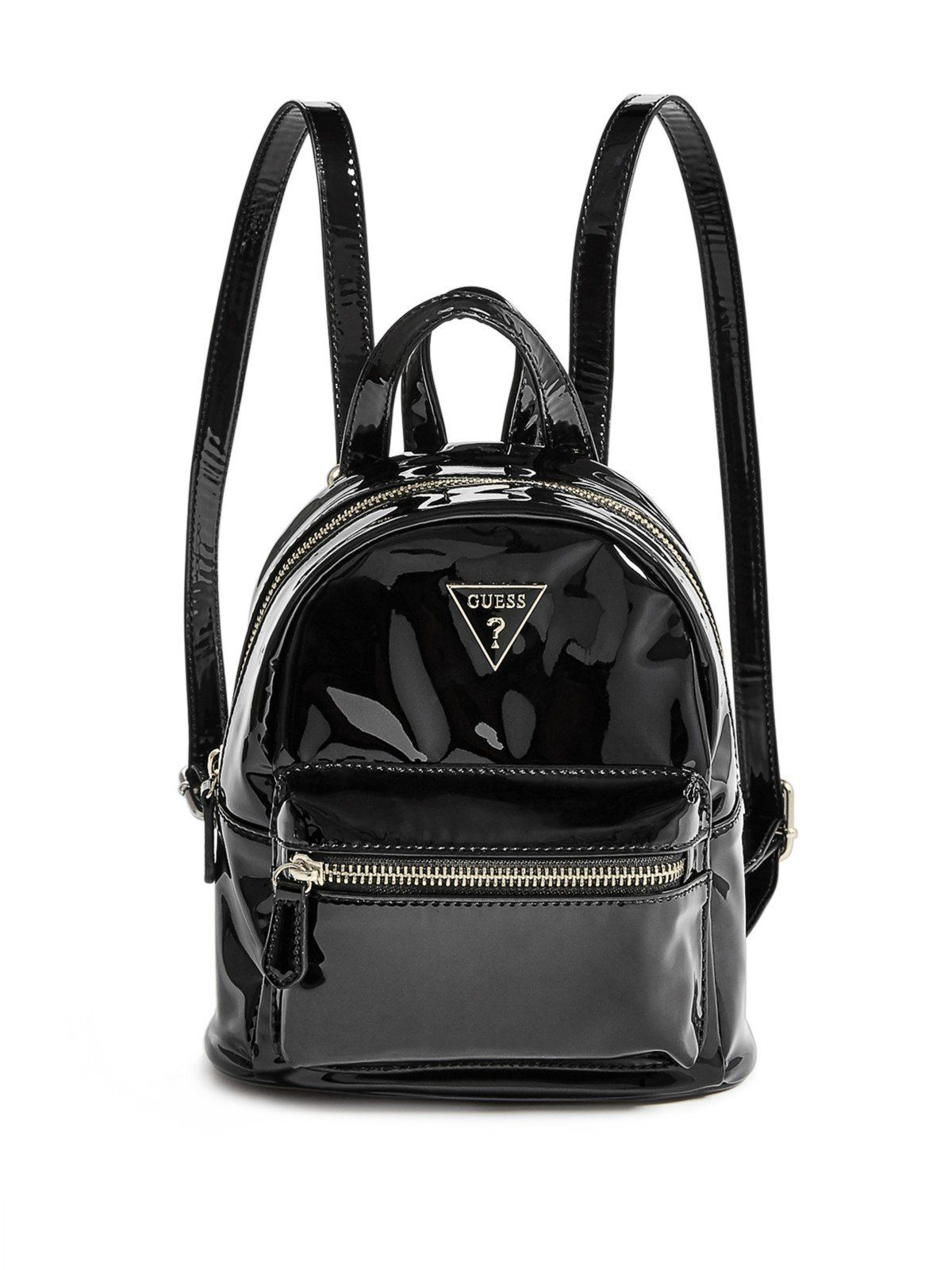 519d246952 GUESS Factory Women s Felicity Mini Backpack. Adjustable backpack straps  with 14