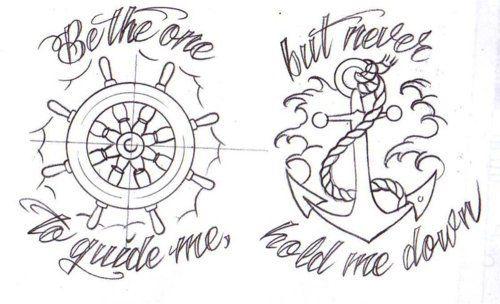 old school nautical