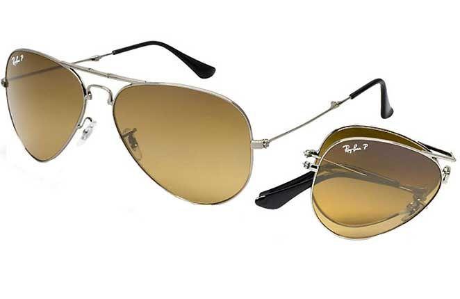 modelos de gafas ray ban aviator
