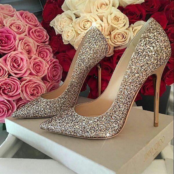 красивая пара туфель фото