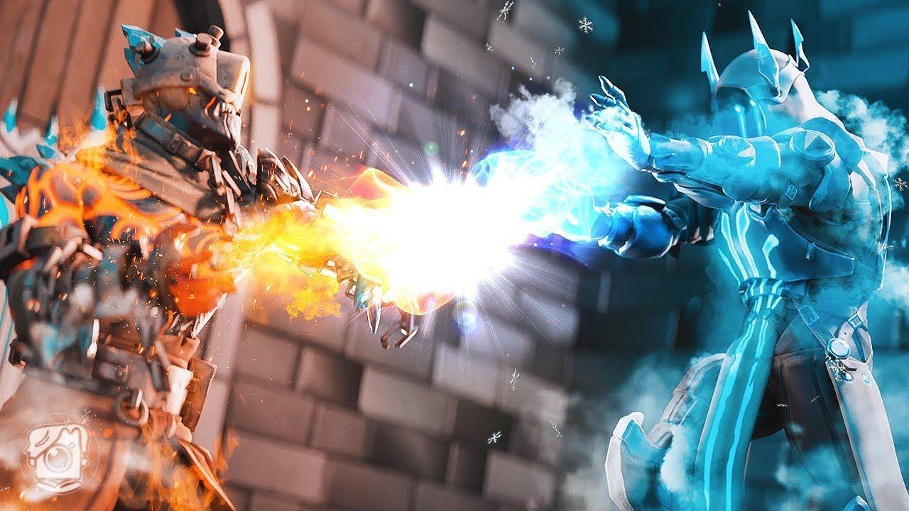 The Prisoner Vs The Ice King Endgame A Fortnite Short Film In 2020 Ice King Fortnite Background Images Wallpapers