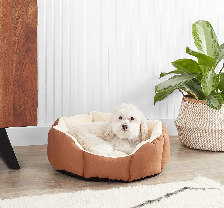 Octagon Pet Bed Home Decor Dog Bed Cool Dog Beds Dog Bed Furniture