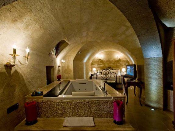 Cappadocia S Cave Hotels Cave Hotel Hotel Hotels Design