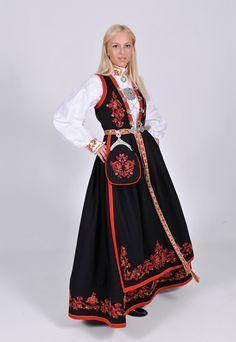 European Folk Clothing Scandinavian Dress Scandinavian Costume Scandinavian Fashion