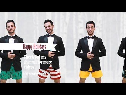 Kmart Christmas Commercial Joe Boxer Show your Joe Parody Remix ...