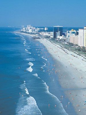Plan The Ultimate Beach Trip This Summer By Visiting One Of These Top 10 Carolina Usamyrtle South