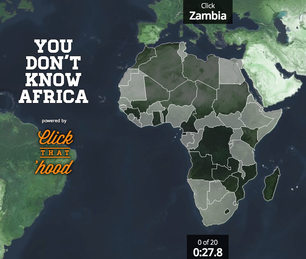 You dont know africa map interactive game me pinterest africa you dont know africa map interactive game gumiabroncs Choice Image