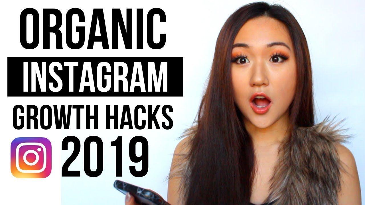 How to Gain Instagram Followers Organically 2019 (Grow