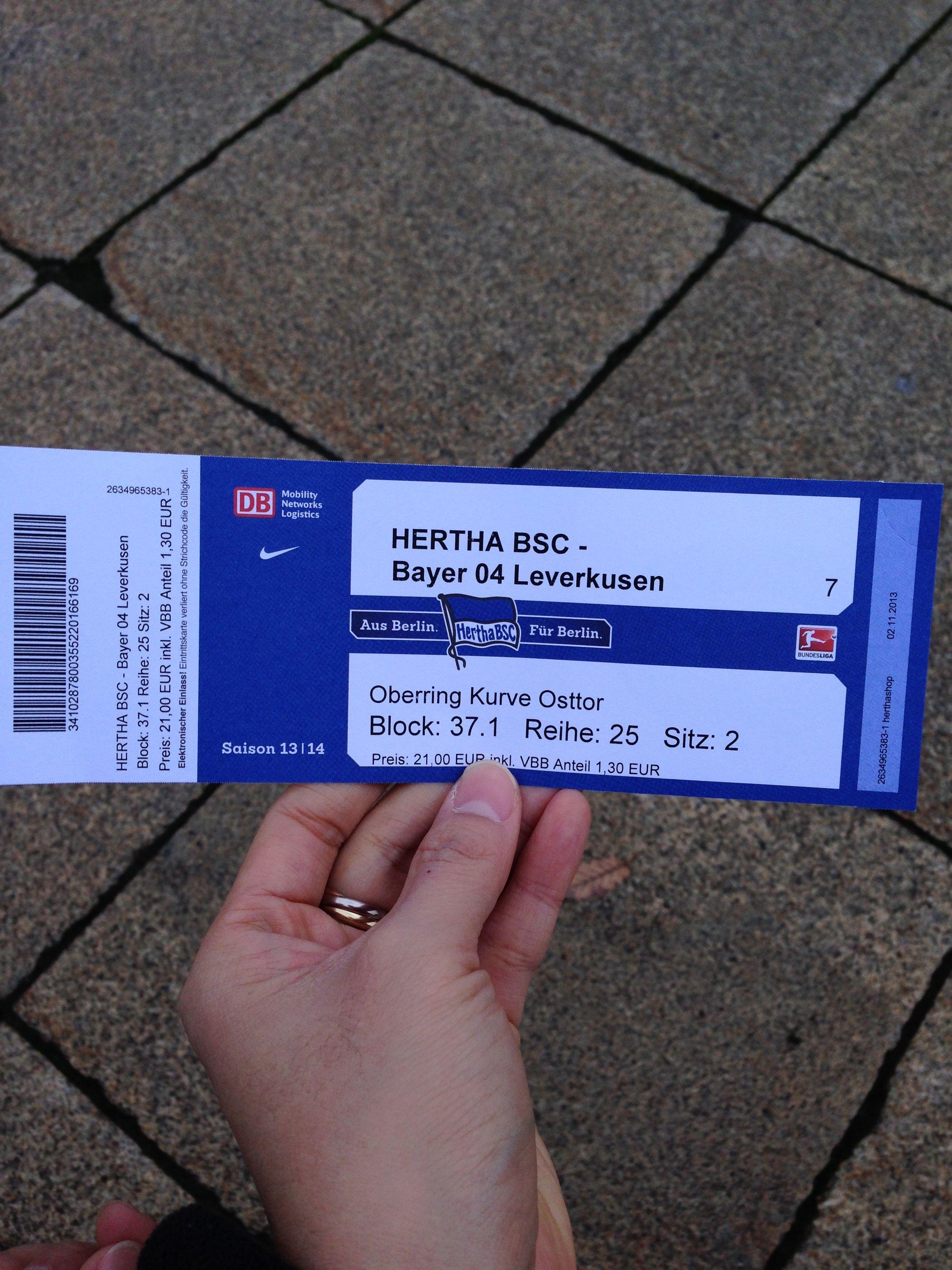 Bayer 04 Leverkusen Tickets