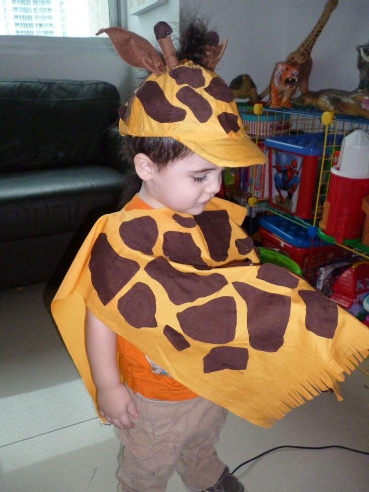 Disfraz jirafa bebe casero buscar con google disfraces - Humidificador casero bebe ...