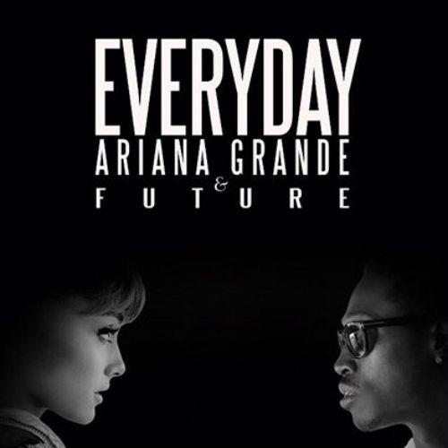 Ariana Grande, Future – Everyday (single cover art)