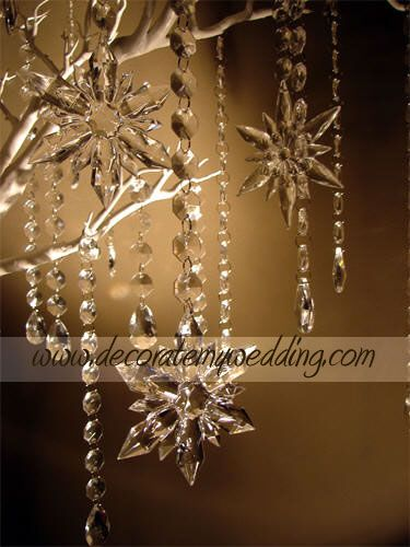 snowflake decorations for weddings decorate my wedding wedding decorations for rent 7575