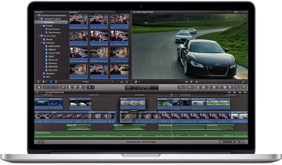 final cut pro 7 for windows xp free