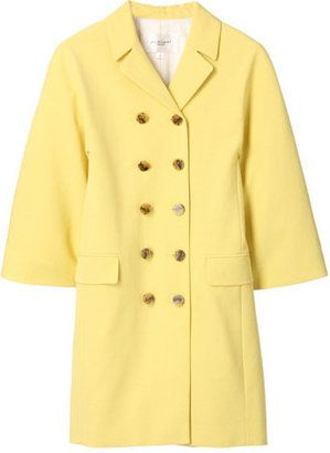 Cotton coat / ShopStyle: Jillstuart Malin Long Coat