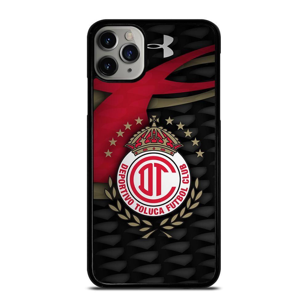 Deportivo toluca futbol club iphone 11 pro max case