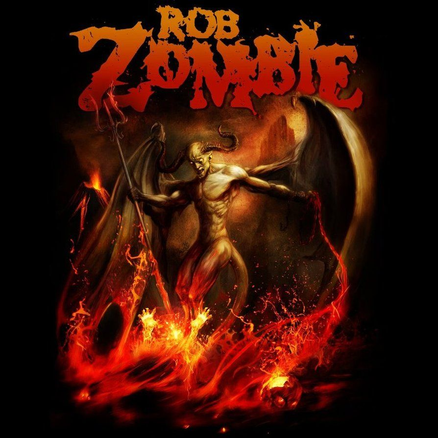 Zombie Artwork Wallpaper Rob Zombie HD Wallpape...