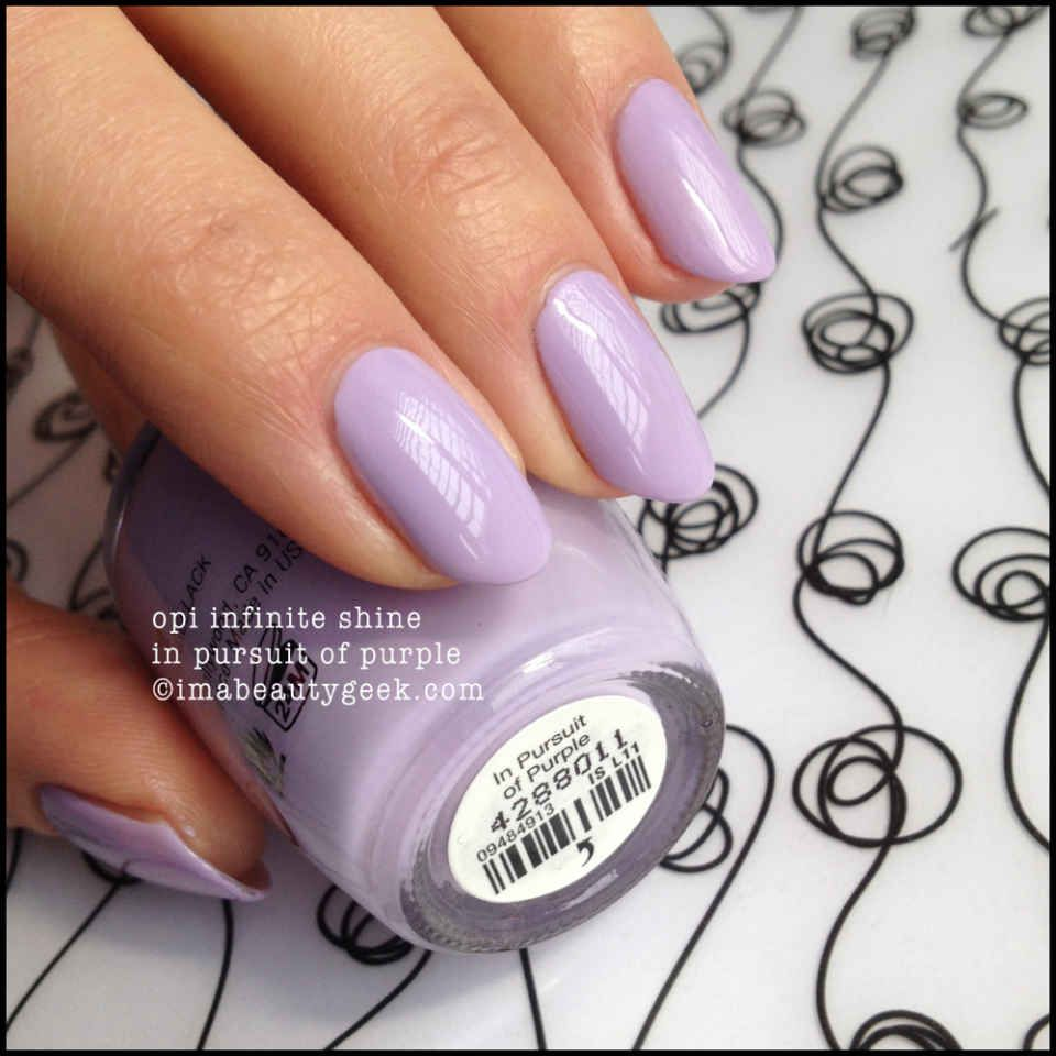 opi in pursuit of purple