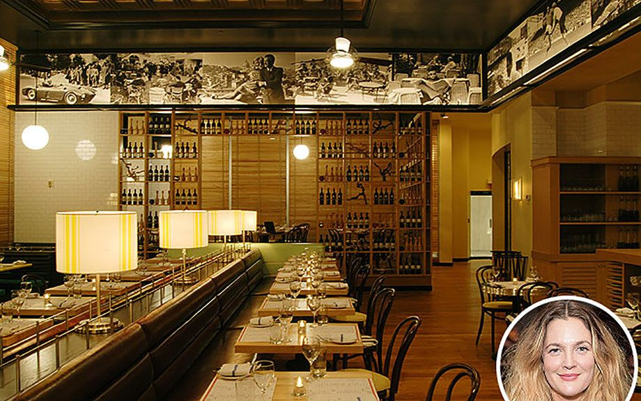 Celebrities 39 Favorite Restaurants 80 Hotspots For