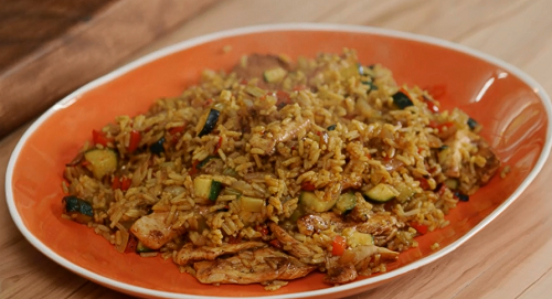 Mary Berry Panang Chicken Stir Fried Rice Recipe On Mary