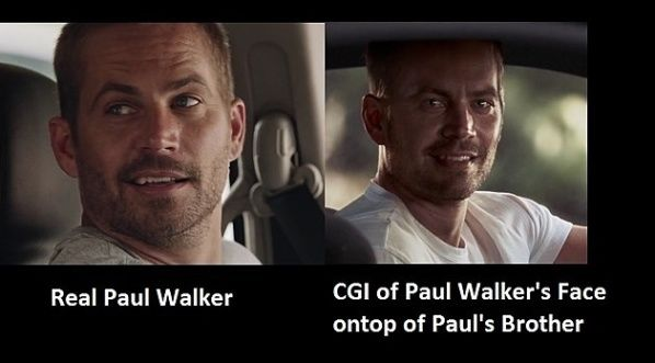 Furious 7 Created A Digital Paul Walker To Complete The Movie The